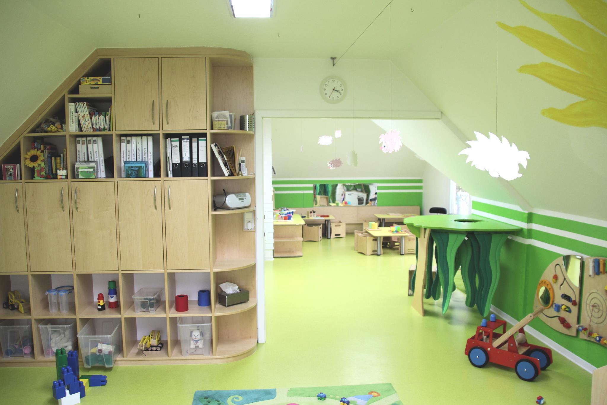 Kuschelhöhle kindergarten  Die Räumlichkeiten in unserem Haus